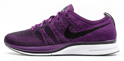 Nike Flyknit Trainer Midnight Purple