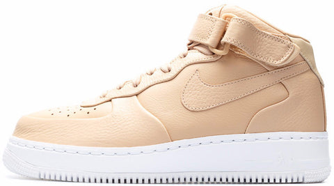 Nike Lab Air force 1 Premium Tan