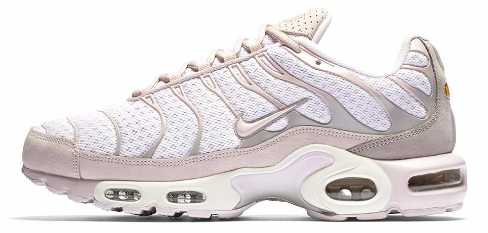 best shoes details for thoughts on Nike Air Max TN Plus Pearl Pink / Cobblestone