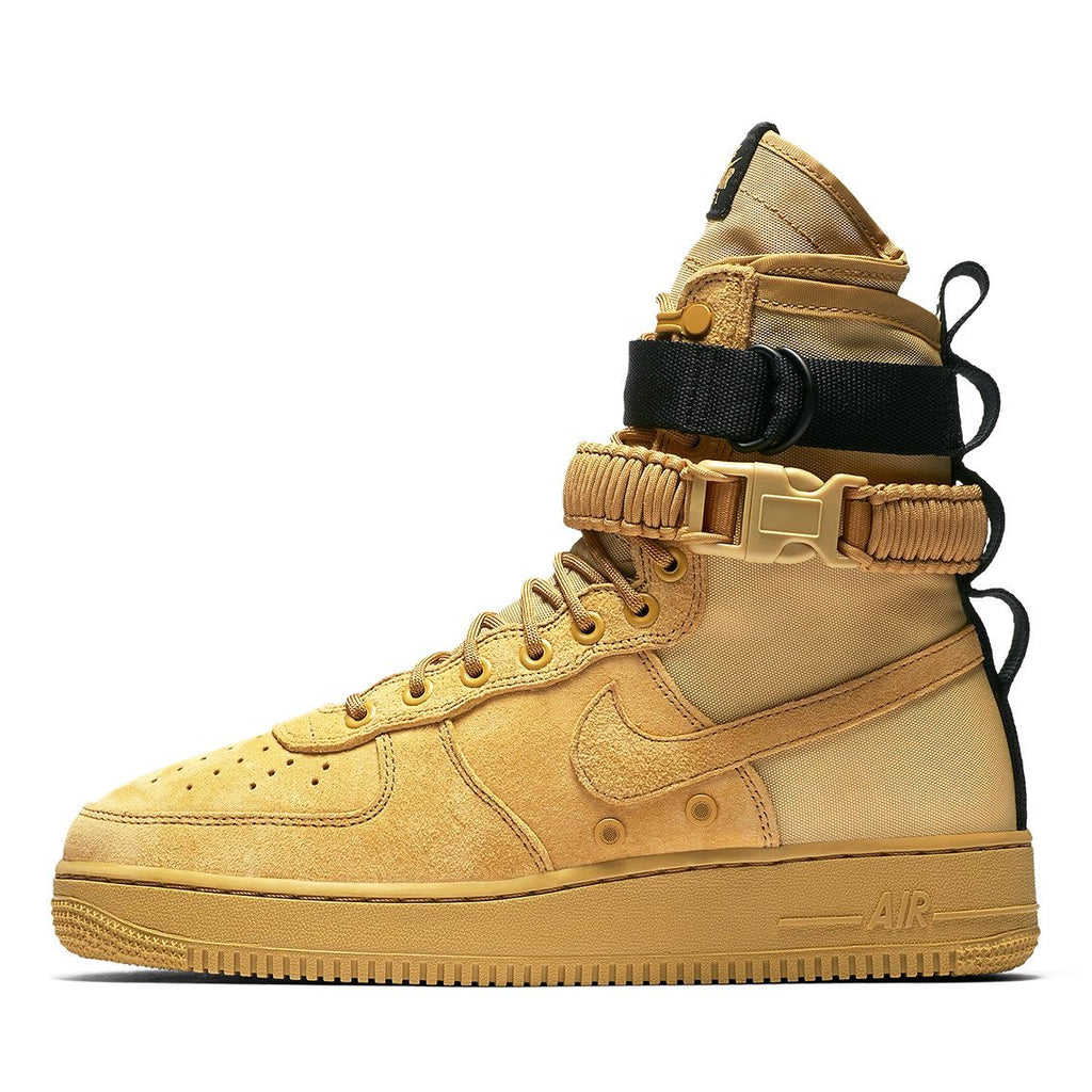 premium selection f4289 b2b98 Nike Air Force 1 Special Field Flax