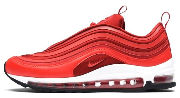 best loved dc267 d18c1 Nike Air Max 97 Ultra Gym Red