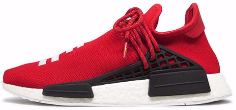 Pharrell Williams x Adidas NMD Human Race Red