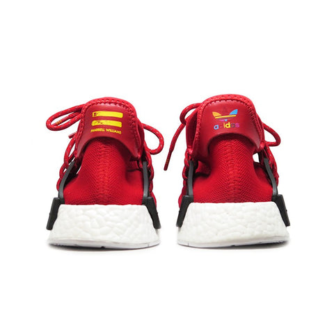4c5a7a7da92f8 Pharrell Williams x Adidas NMD Human Race Scarlet – Soldsoles