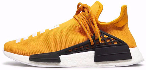 Pharrell Williams x Adidas NMD Human Race Tangerine