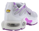 Nike Air Max TN White / Purple GS