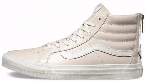 Vans Skate High Slim Off White