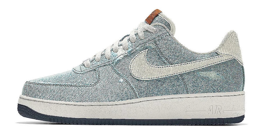 Levis x Nike Air Force 1 Low ID – Soldsoles