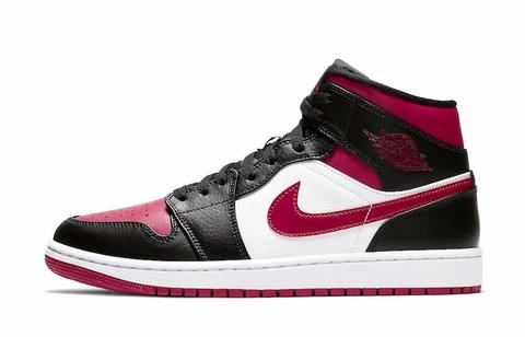 Nike Air Jordan 1 Low Bred Toe GS