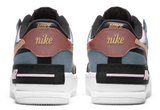 Nike Air Force 1 Shadow Black / Arctic Pink
