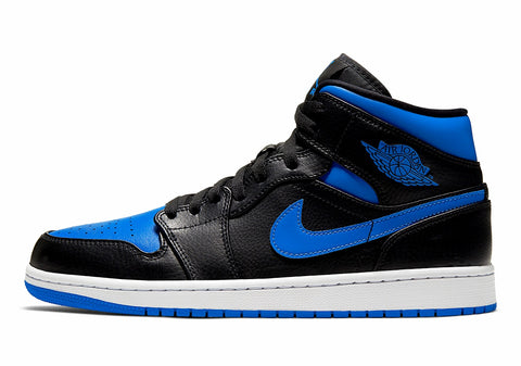 Nike Air Jordan 1 Mid Royal Blue