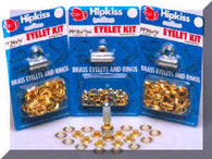Hipkiss Brass Eyelet Kit