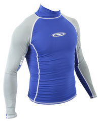 Gul  Long Sleeved Junior Boys Rash Vest