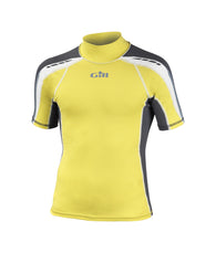 Gill Junior UV Sport S/S Rash Vest