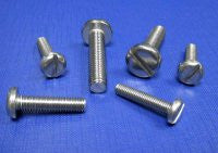 Stainless Steel Pan Head Machine Screws (Bolts)