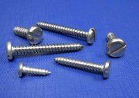 Stainless Steel Slotted Pan Head Self Tapping Screw