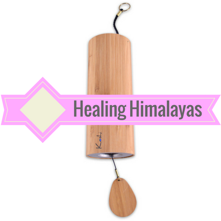 New to Healing Himalayas - Koshi Wind Chimes