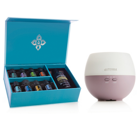 Image of dōTERRA AromaTouch Diffused Kit