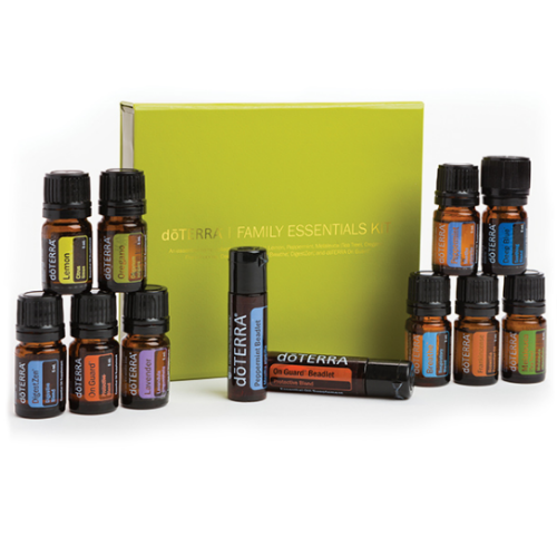 dōTERRA Family Essentials and Beadlets Kit