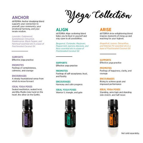dōTERRA Yoga Collection
