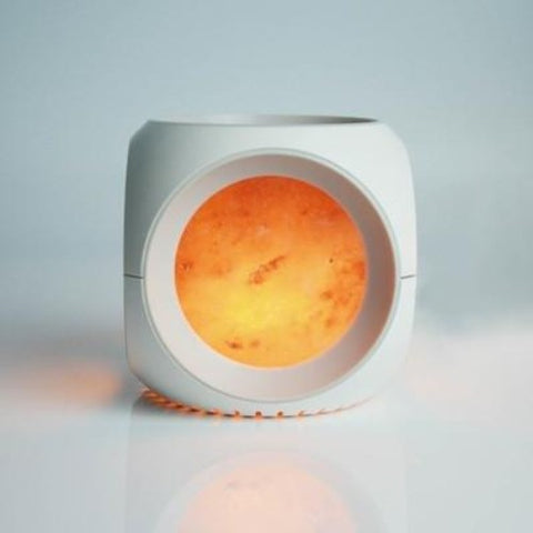 Image of Bliss Modern Himalayan Salt Lamp
