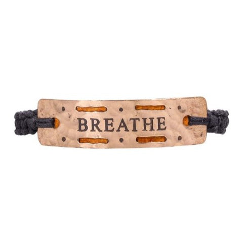 """Breathe"" - Mini Aromatherapy Bracelet"