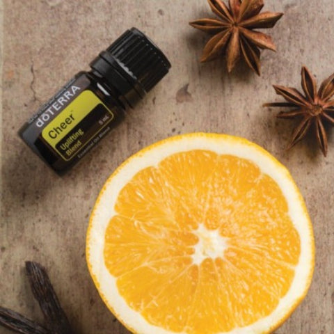 Image of dōTERRA Cheer® Uplifting Blend - 5ml