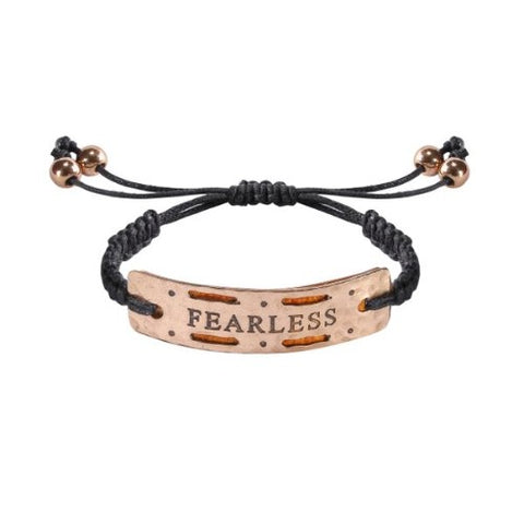 "Image of ""Fearless"" - Mini Aromatherapy Bracelet"