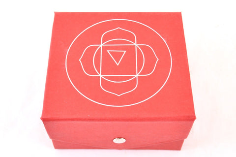 Image of Singing Bowl Gift Set - Red Root Chakra