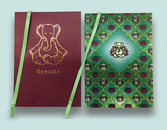 Namaste Notebook Set