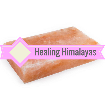 Himalayan Salt Cooking Block - 2x8x12