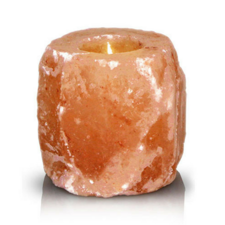 Image of Salt Candle Holders