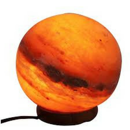 Image of Himalayan Salt Globe Lamps