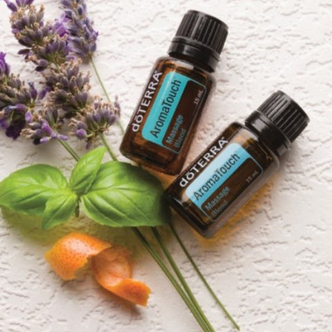 Image of dōTERRA AromaTouch® Massage Blend - 15ml