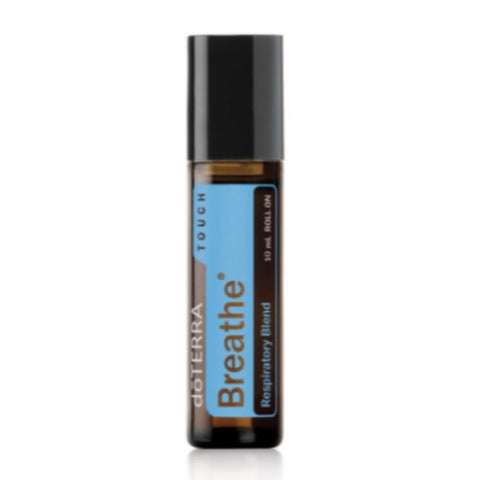Image of dōTERRA Breathe® Respiratory Blend Touch - 10ml Roll On