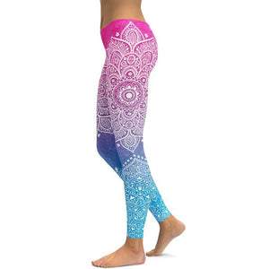 Women's Mandala Leggings