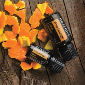 dōTERRA Wild Orange Essential Oil - 15mL