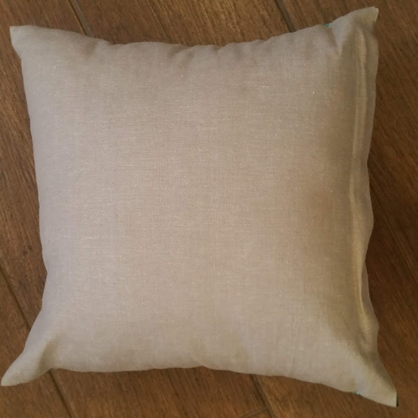 The Green Store Vintage Linen Cushion