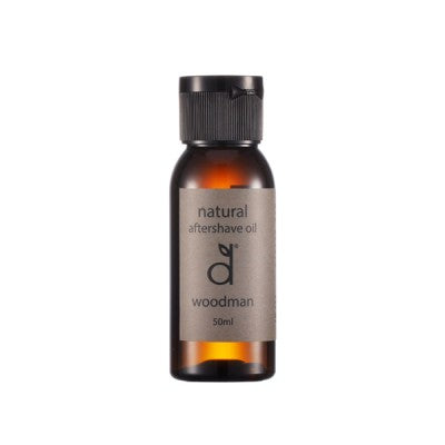 Dindi Naturals Woodsman Aftershave Oil