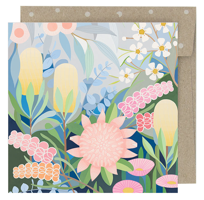Earth Greetings Claire Ishino All Kinds Of Wonder Gift Card