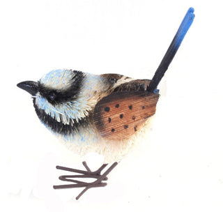 Blue Wren Decoration