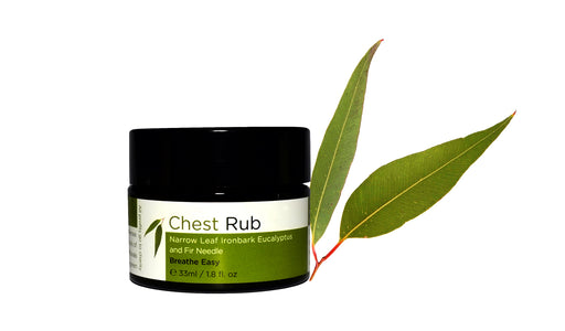 Rare Earth Oils Chest Rub