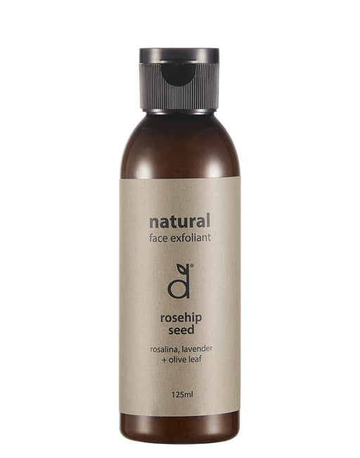Dindi Naturals Natural Rosehip Seed Face Exfoliant