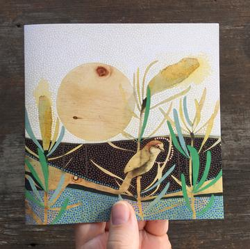 Dana Kinter Artist Card - A Love Song For The Birds