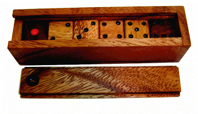 Timber Game -Wooden Dice Boxed
