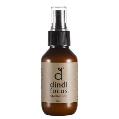 Dindi Naturals Focus Natural Body Mist