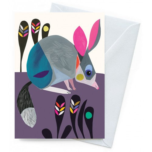 Earth Greetings Inaluxe Little Bilby Card