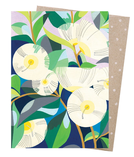 Earth Greetings Claire Ishino Lemon-scented Gum Card