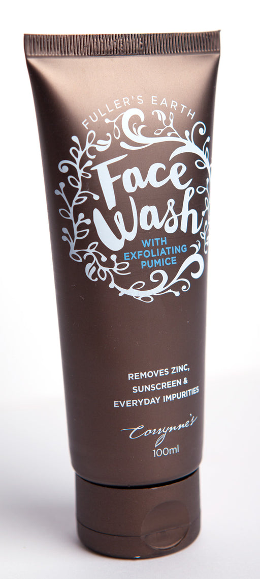 Fuller's Earth Face Wash with Exfoliating Pumice