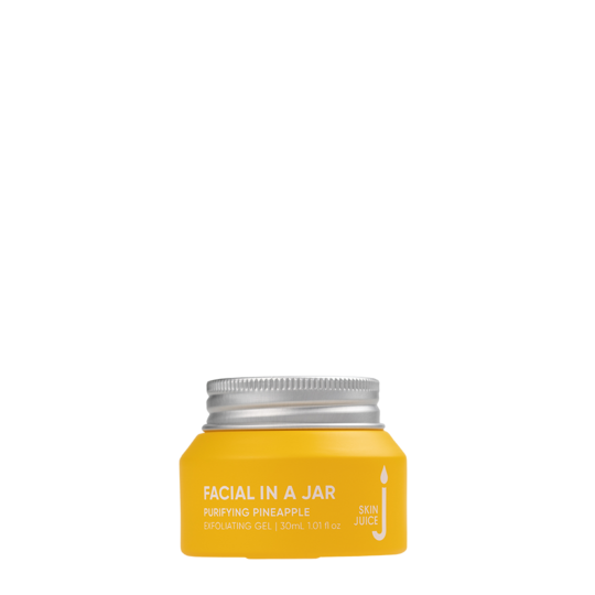 Skin Juice Facial In A Jar Purifying Pineapple
