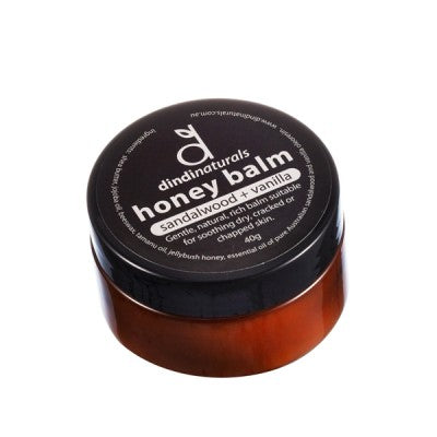 Dindi Naturals Honey Balm Unscented